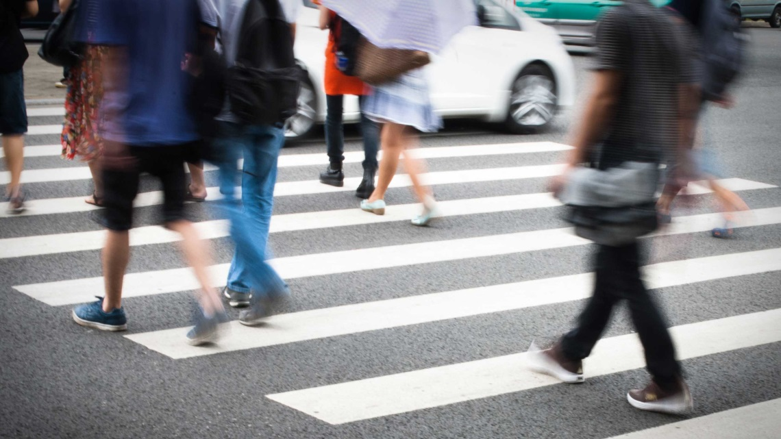 Pedestrian Accident Lawsuit Funding