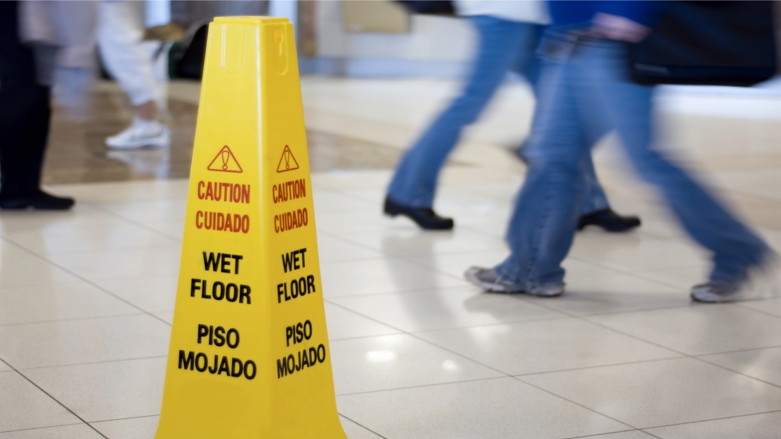 Slip and Fall Accident Lawsuit Funding